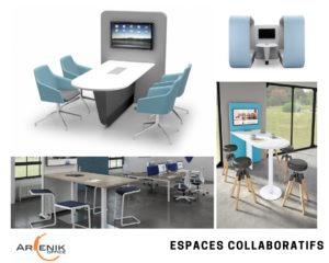 espaces collaboratifs