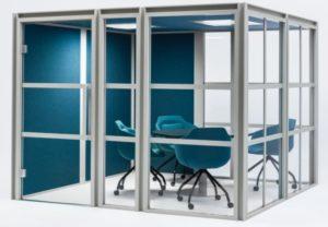 cabine acoustique réunion